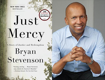 Community Read: Just Mercy by Bryan Stevenson