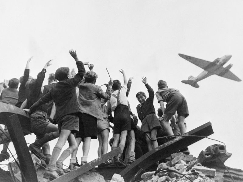 The Berlin Airlift: Saving a City