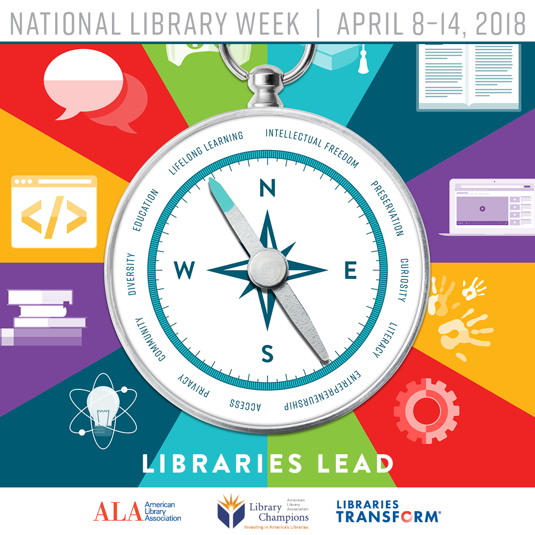 Celebrating National Library Week