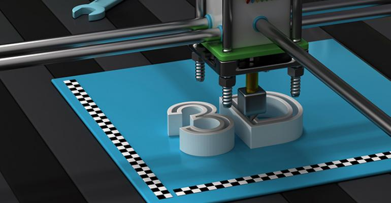 See How 3-D Printing Works!