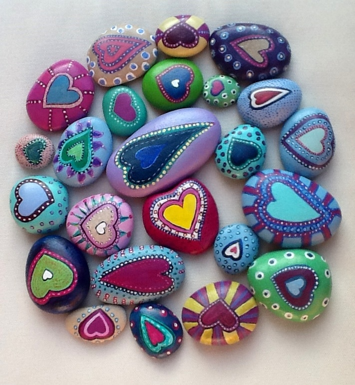 Spreading Kindness with Rocks