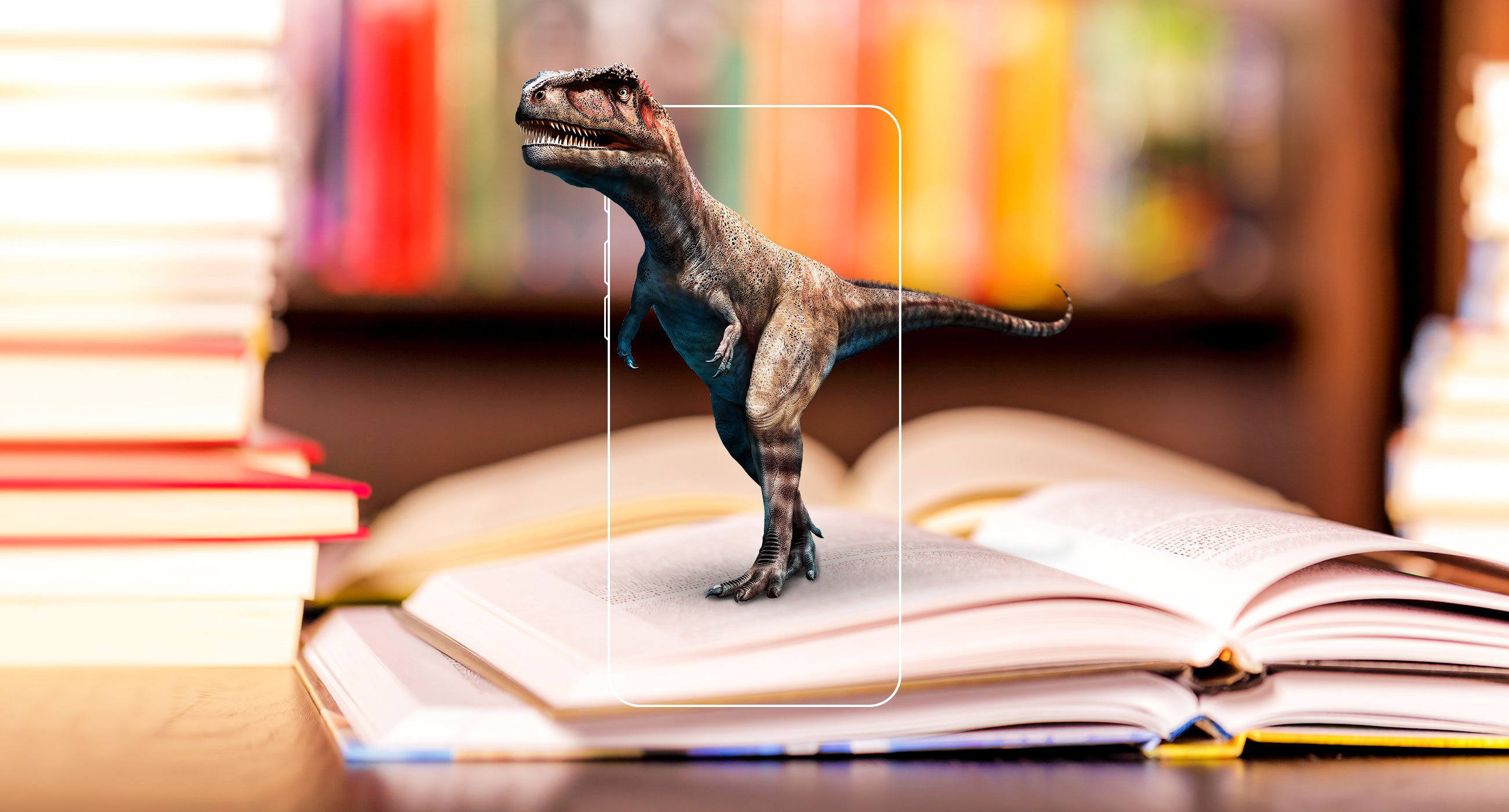 Explore Augmented Reality