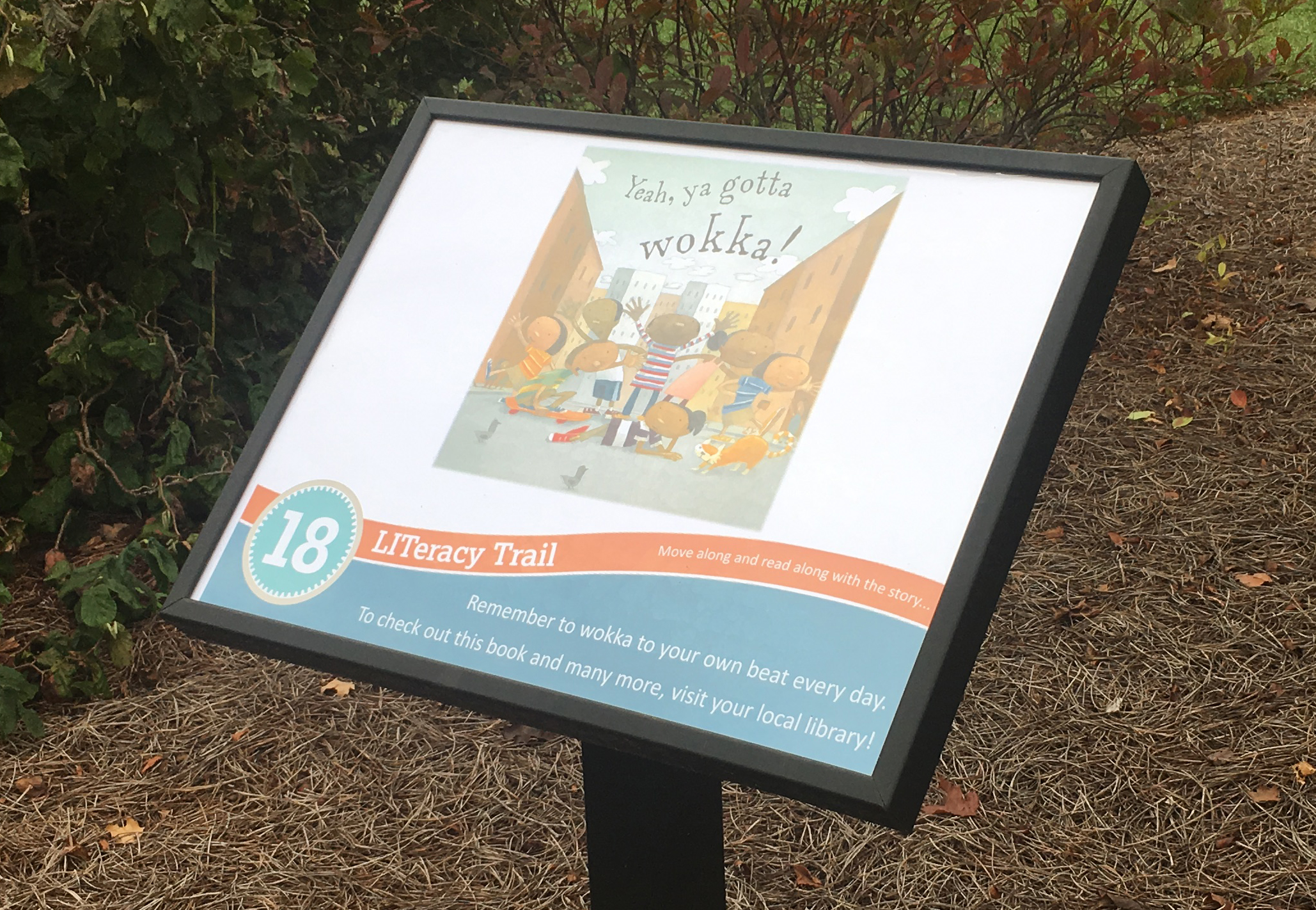 Visit the Newest LIT Trail