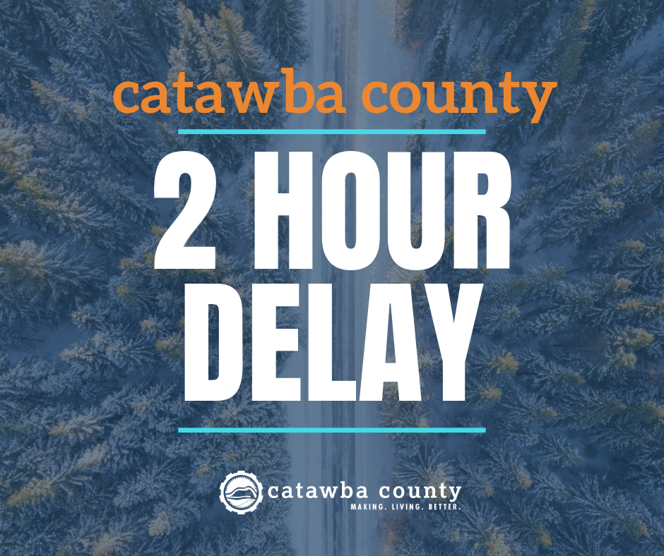 Catawba County Government Offices and Facilities Reopening Tuesday