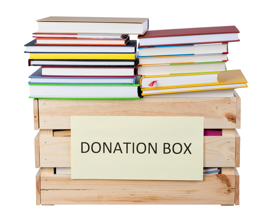 Donate to the Book Sale