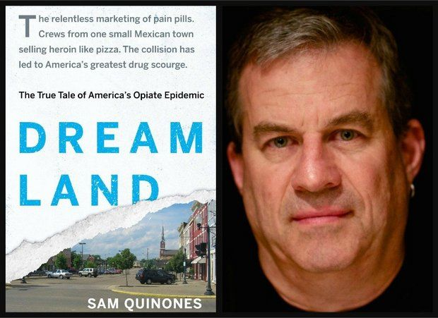 Meet the Author of 'Dreamland'