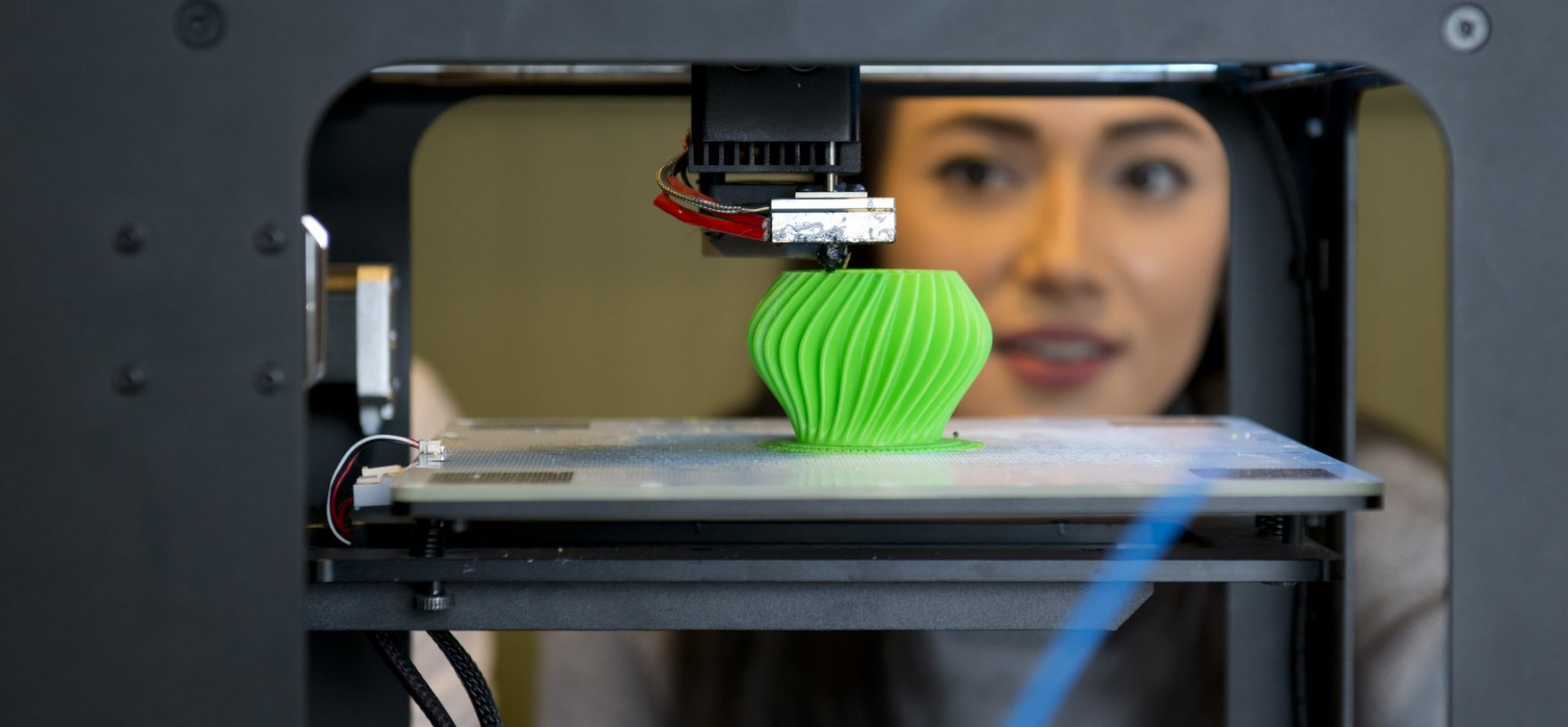 Learn the Basics of 3-D Printing