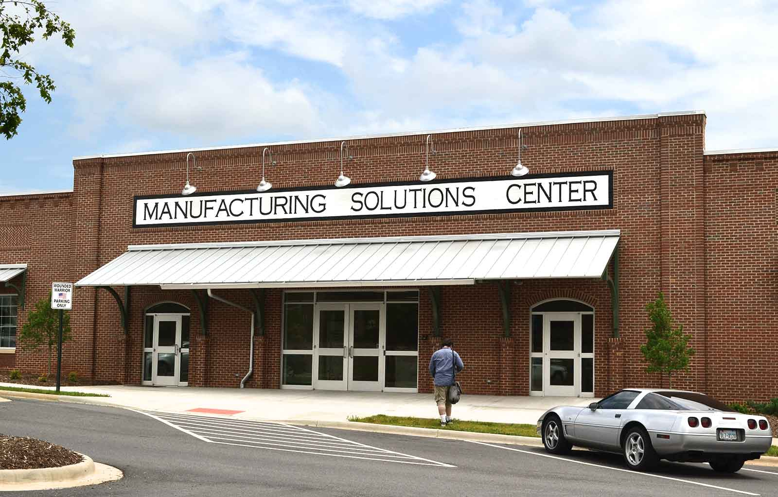 Adult STEAM: Manufacturing Solutions Center