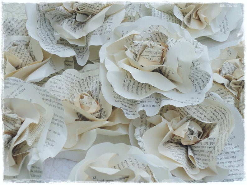Craft Beautiful Paper Flowers