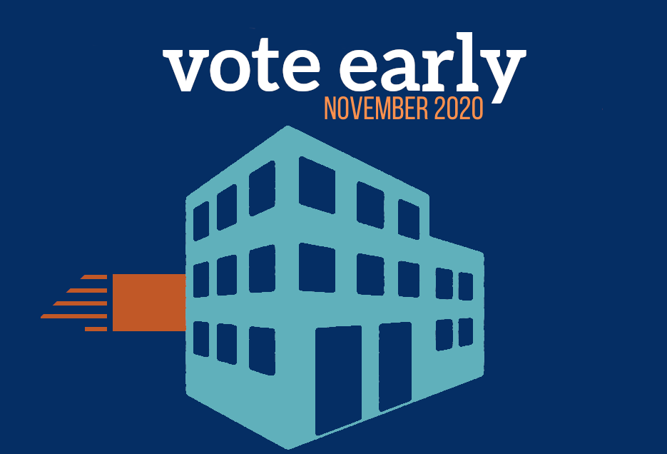 One-Stop Early Voting Begins October 15