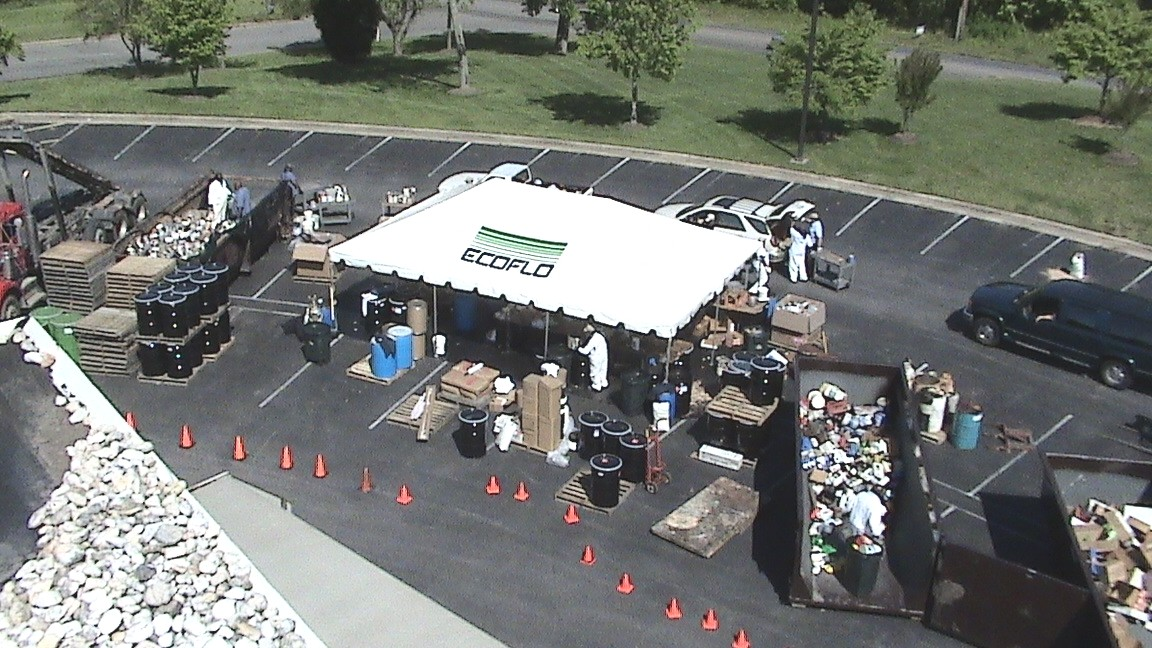 Residential Household Hazardous Waste Collection Event Set for November 7